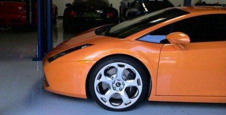 Lamborghini Gallardo Twinturbo Heffner