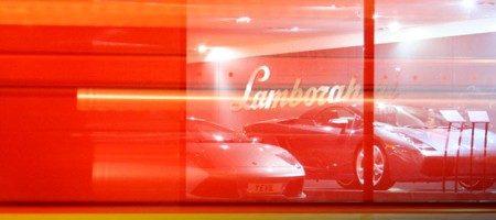 Lamborghini dealer