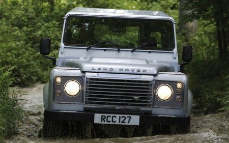 Land Rover Defender MY2007
