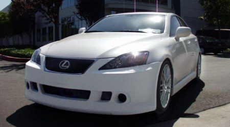 Lexus IS VIP Body Kit extreme-dimensions