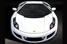 Lotus Esprit impressie