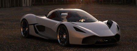 McLaren future supercar