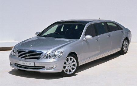 Mercedes Benz Binz