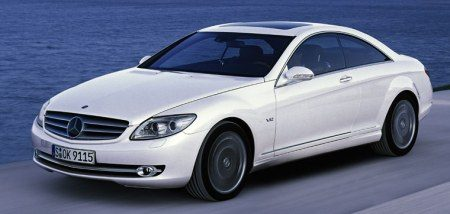 Mercedes Benz CL600