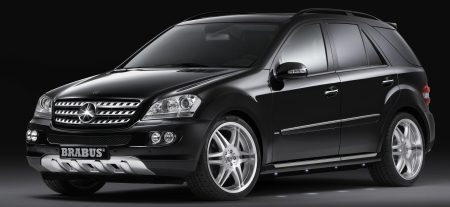 Mercedes ML420 CDI BRABUS