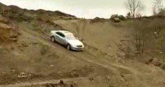 Mercedes S-klasse offroad