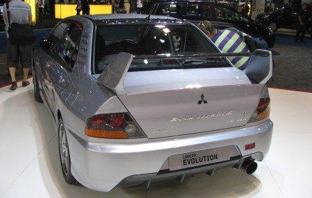 Mitsubishi Lancer Evolution IV FQ-360