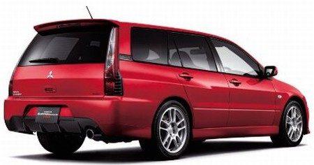 Mitsubishi Lancer Wagon Evolution