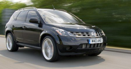 Nissan Murano Gt C Autoblognl