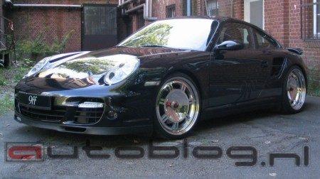 Porsche 911 997 Turbo 9ff