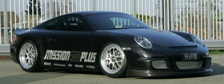 Porsche 997 HR Mission 400 Plus