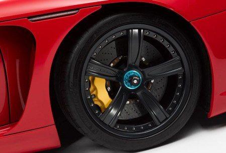 Porsche Carrera GT Mirage Gemballa Black Edition