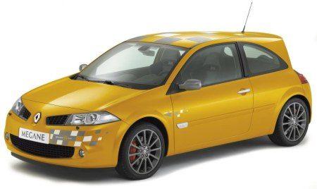 Renault Megane F1 R26
