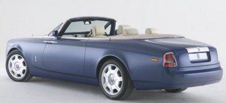 Rolls Royce 100EX Corniche Cabrio
