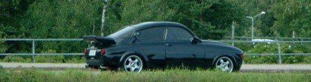 Saab 96 V6