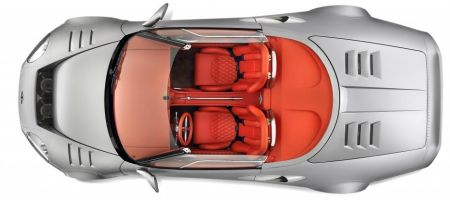 Spyker C8 Spyder Double12 S Supercharger