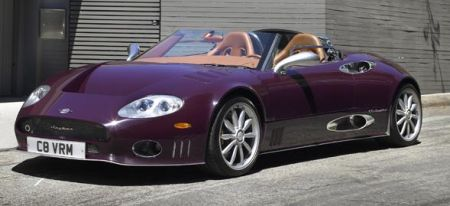 Spyker C8 Spyder Wide Body