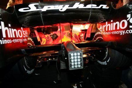 Spyker F1 F8-VII