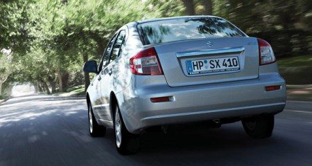 Toyota SX4 sedan