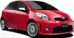 Toyota Yaris Turbo Modellista