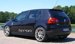Volkswagen Golf GT Heron