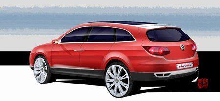 Volkswagen Neeza