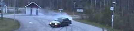 Volvo 740 Smoke Edition