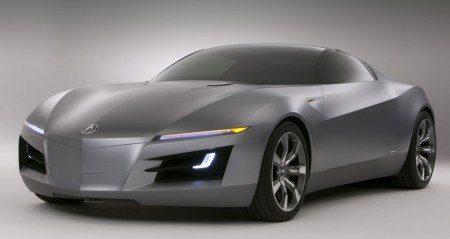 acura advanced sport concept