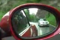 BMW Z4 M Coupe vs Mercedes SLK55 AMG