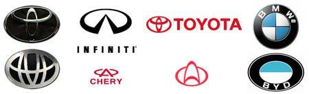 Chinese logo rip-offs