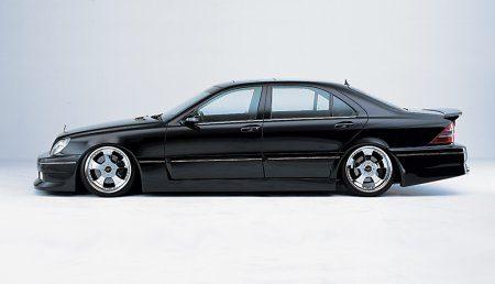 Fabulous S-Klasse W220
