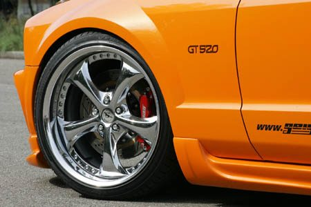 Ford Mustang GT520 GeigerCars