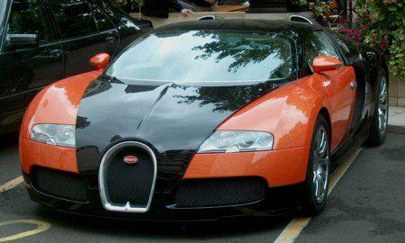 Bugatti Veyron - Foto © Jim Appelmelk