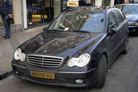 Mercedes-Benz C30 CDI AMG Combi - Foto © Jim Appelmelk