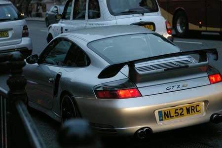 Porsche 996 GT2 RS - Foto © Jim Appelmelk