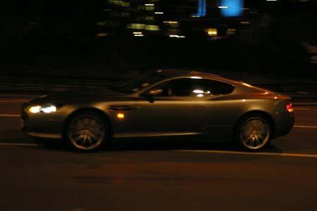 Aston-Martin DB9 - Foto © Jim Appelmelk
