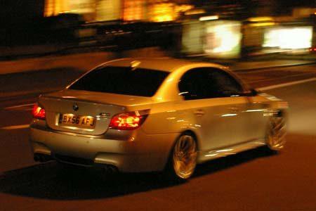BMW M5 - Foto © Jim Appelmelk