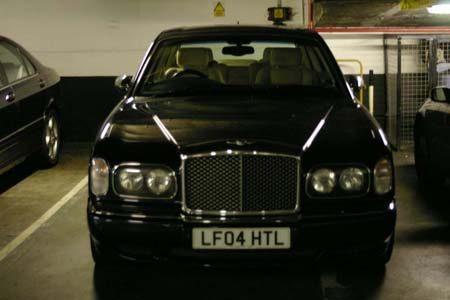 Bentley Arnage - foto Jim Appelmelk