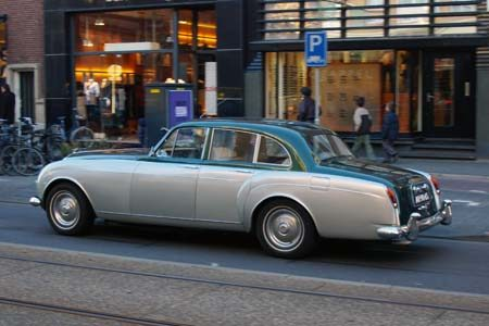 Bentley S3 Continental Mulliner Flying Spur - Foto Jim Appelmelk