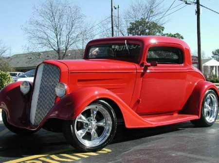 Chevy Hot-rod