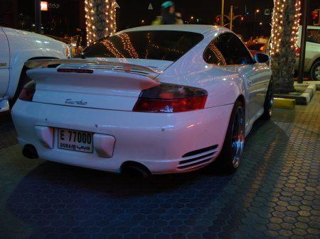 Porsche 996 911 Turbo - Foto © Jaggie & Martijn