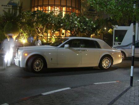 Rolls Royce Phantom - Foto © Jaggie & Martijn