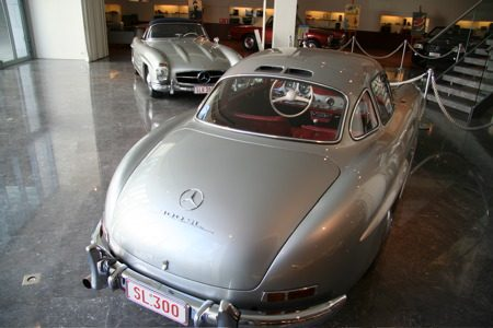 Mercedes-Benz 300SL W198