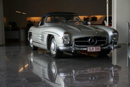 Mercedes-Benz 300SL W198