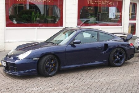 Porsche 996 GT2 - Foto © Roland Peet