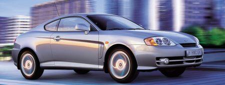 Hyundai Coupe sexy