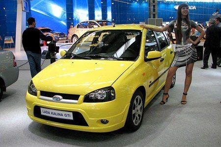 Lada Kalina GTI