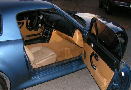 Mazda MX-5 wordt BMW Z3