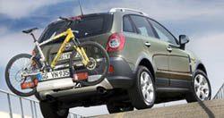 Opel Antara fietsrek