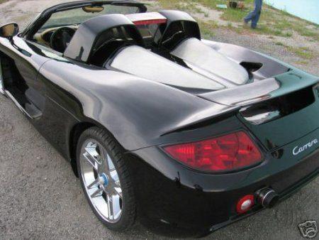 Carrera (Boxter) GT